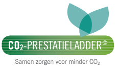 CO2 prestatieladder logo