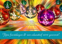Digitale kerstkaart 2016